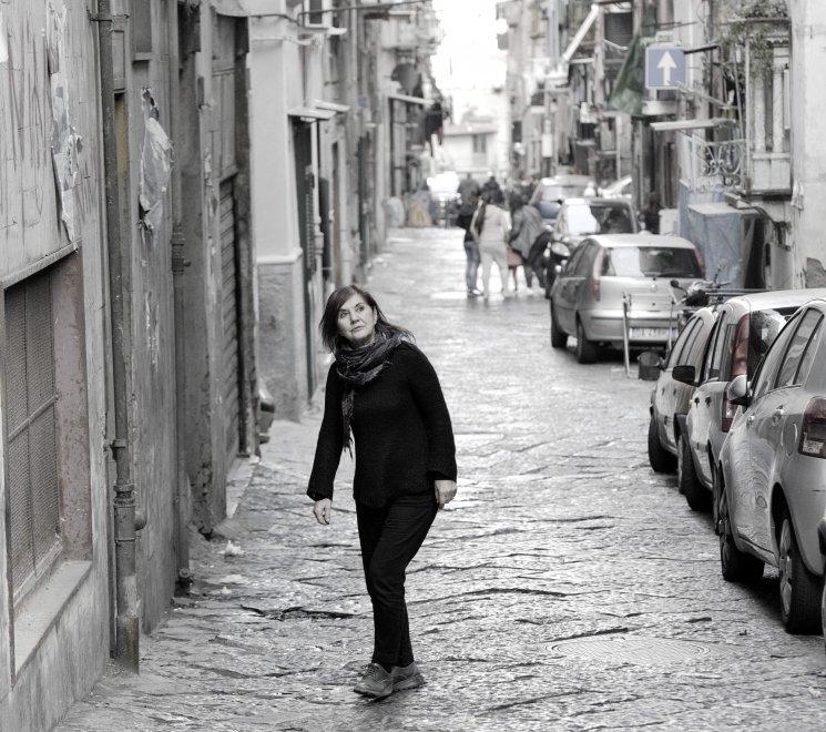 I volti di Napoli: Laura Angiulli