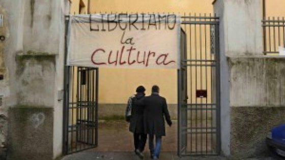 Il Comune riconosce l' ex Asilo Filangieri tra i luoghi della cultura di Napoli