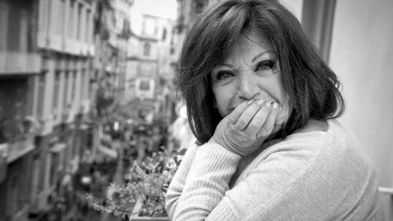 I volti di Napoli: Gloriana, l'attrice che sognava Filumena e lo diventò