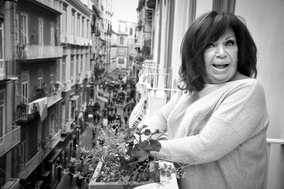 I volti di Napoli, Gloriana