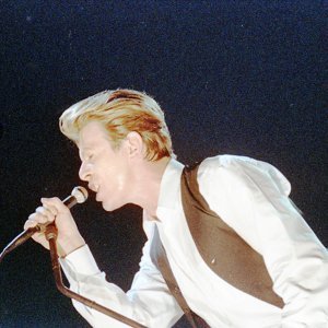 David Bowie, quel concerto a Bagnoli