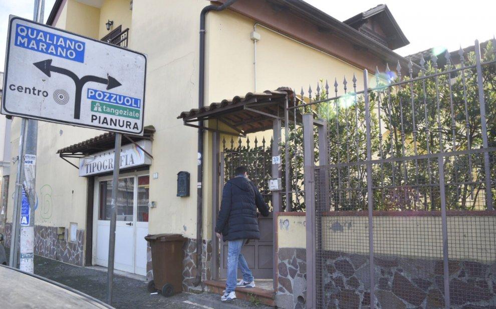 Quarto, perquisizione dei carabinieri a casa della sindaca Rosa Capuozzo