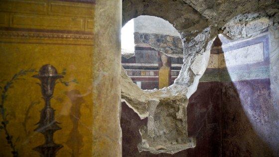 Pompei e la Reggia di Caserta nella top ten dei siti più visitati d'Italia
