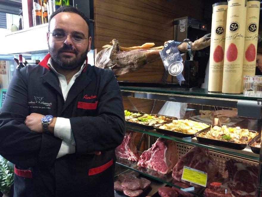 Apre a Napoli Trippicella, macelleria deluxe con cucina