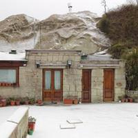 Neve sul monte Epomeo a Ischia