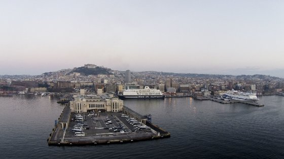 Via al nuovo sistema dei porti: accorpati gli scali di Napoli e Salerno