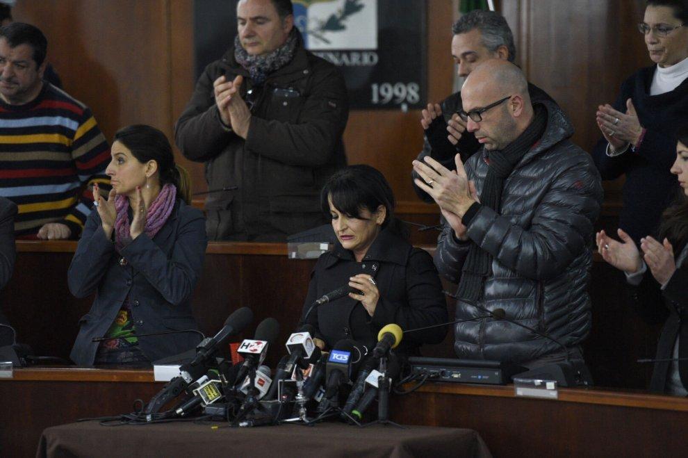 Quarto, Rosa Capuozzo lascia, l annuncio delle dimissioni  ~ Quarto Rosa Capuozzo