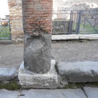 Pompei: pericolo di crollo per