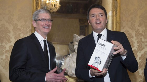 "Mister Apple: ""Presto a Napoli, qui possiamo fare la differenza"""