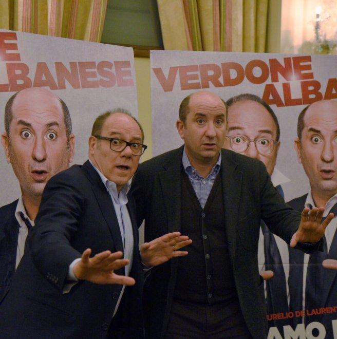 """Verdone, Albanese e De Laurentiis insieme per il film """"L'abbiamo fatta grossa"""""""