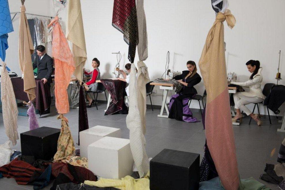 Accademia della moda tre ospiti eccellenti 1 di 1 for Accademia moda napoli