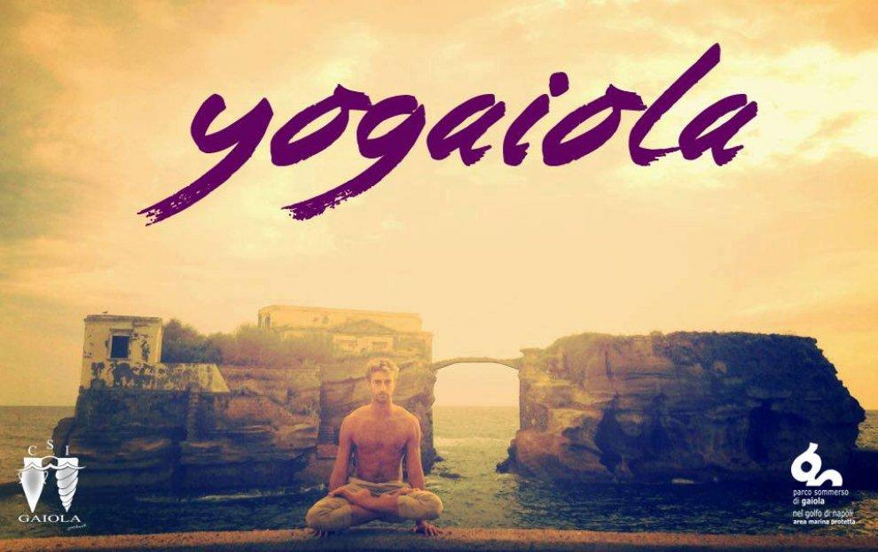 Corsi di yoga nel Museo Pignatelli e alla Gaiola