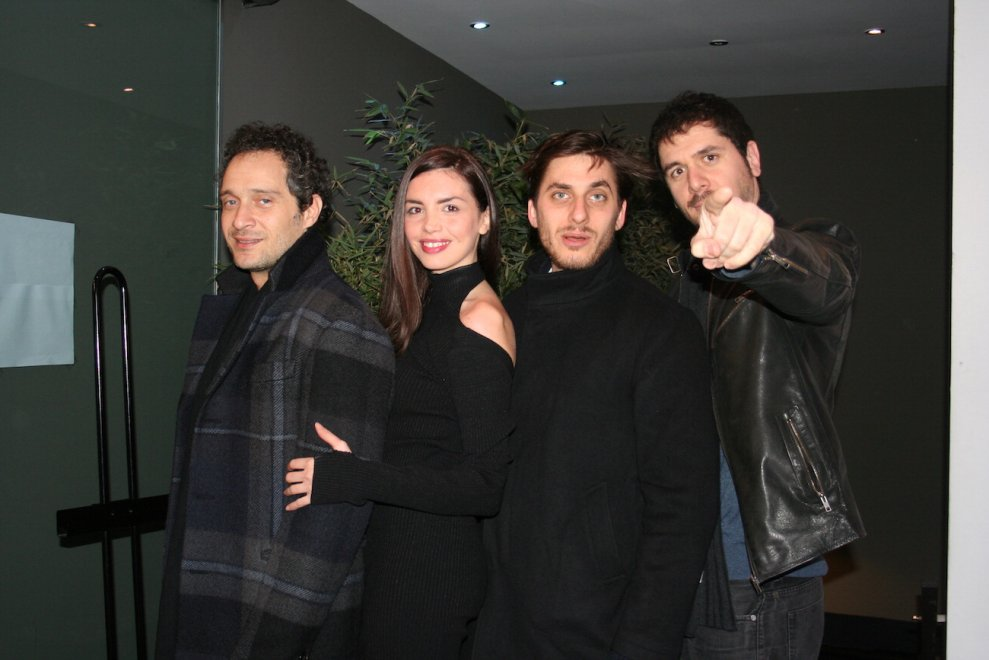 "Il film ""Lo chiamavano Jeeg Robot"" al cinema Posillipo con Claudio Santamaria"