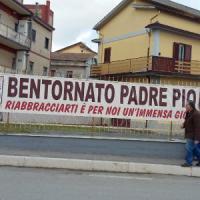 Il paese del Sannio blindato per San Pio. Divieto di sorvolo anche per i