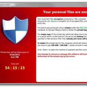 Attenzione al Cryptolocker, la Questura di Napoli mette in allerta gli utenti della rete