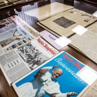 Emeroteca Tucci casa della memoria: una mostra racconta due secoli di stampa cattolica