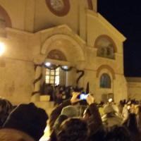 Pietrelcina, migliaia in fila
