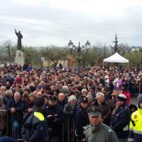 Padre Pio, la carica dei cinquantamila
