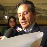 """L'ex governatore Caldoro: """"De Luca dice solo bugie Ho risanato i conti"""