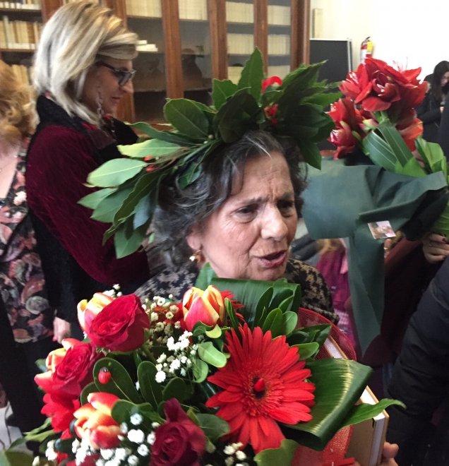 """Anna Valanzuolo, dottoressa a 88 anni: """"Il mio sogno si è realizzato"""""""