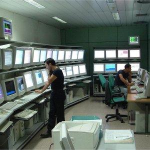 L'istituto di geofisica commissaria l'Osservatorio Vesuviano