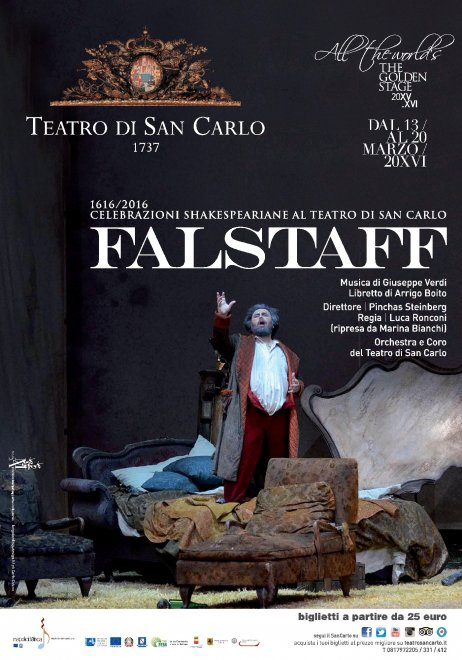 San Carlo Shakespeare Falstaff