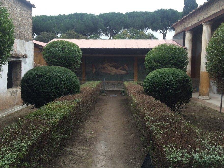 Ecco le immagini delle 5 domus di Pompei che riaprono il 15 marzo