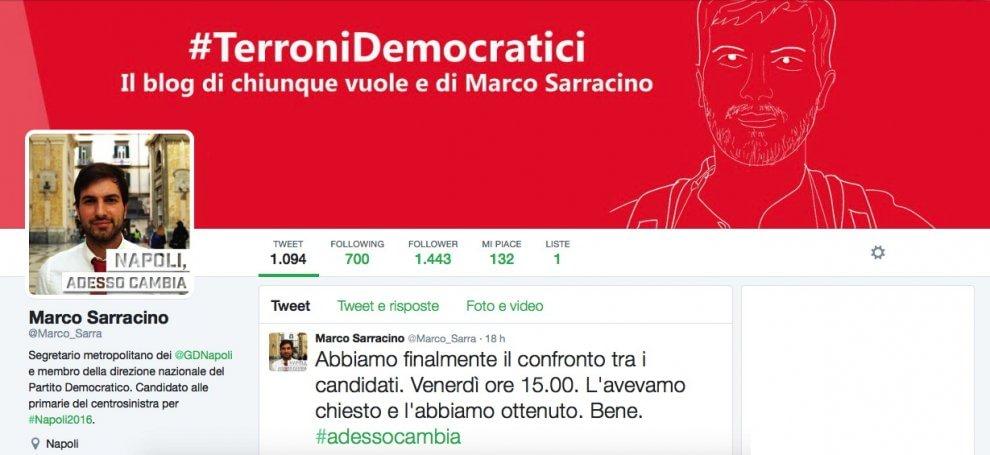 Primarie Napoli, la sfida dei quattro candidati sui Social Network