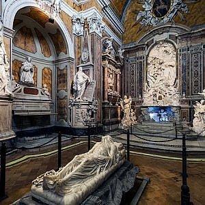 Cappella Sansevero chiude dal 7 all'11 marzo