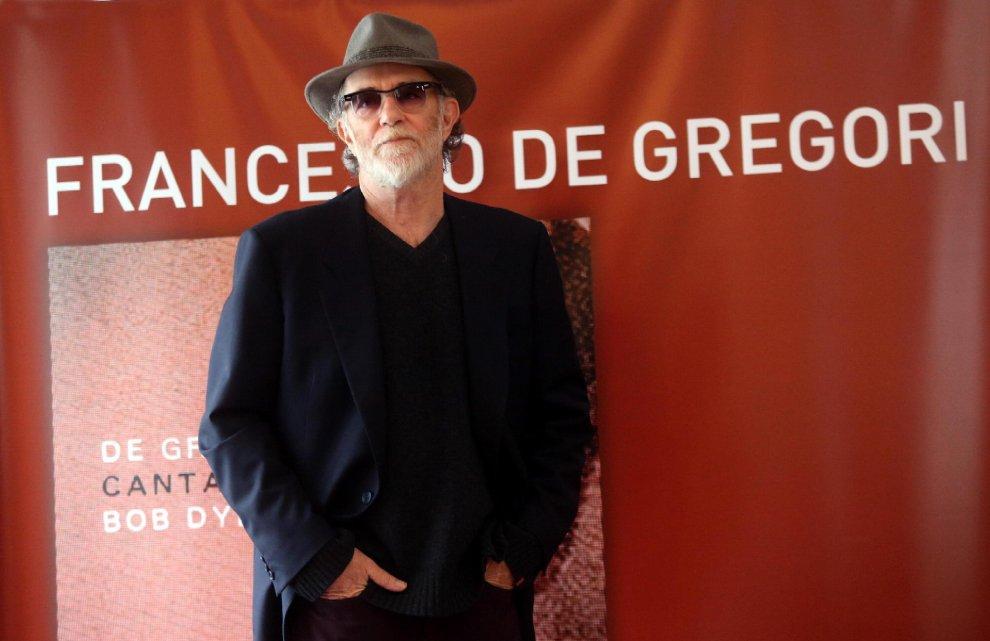 All'Augusteo De Gregori canta Bob Dylan