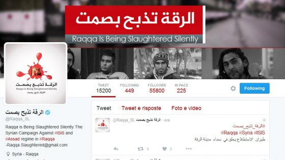 "Giornalismo, il Premio Ischia a ""Raqqa is being slaughtered silently"""