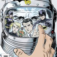 Batman  e lo 007 dell'Uncle: Pasquale