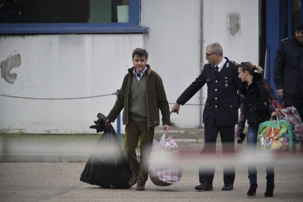 Valter Lavitola lascia il carcere dopo due anni e va ai domiciliari