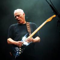 David Gilmour agli Scavi di Pompei: