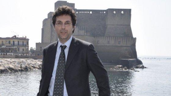 """Matteo Brambilla candidato sindaco M5S: """"Sono juventino, ma da Napoli non mi schiodo"""""""