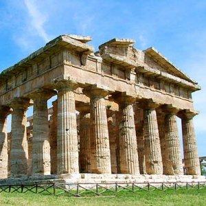 Paestum, dopo vent'anni riapre il tempio di Nettuno