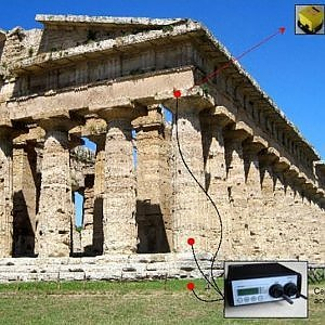 Un tempio antisismico a Paestum, così i Greci costruivano nel V secolo avanti Cristo