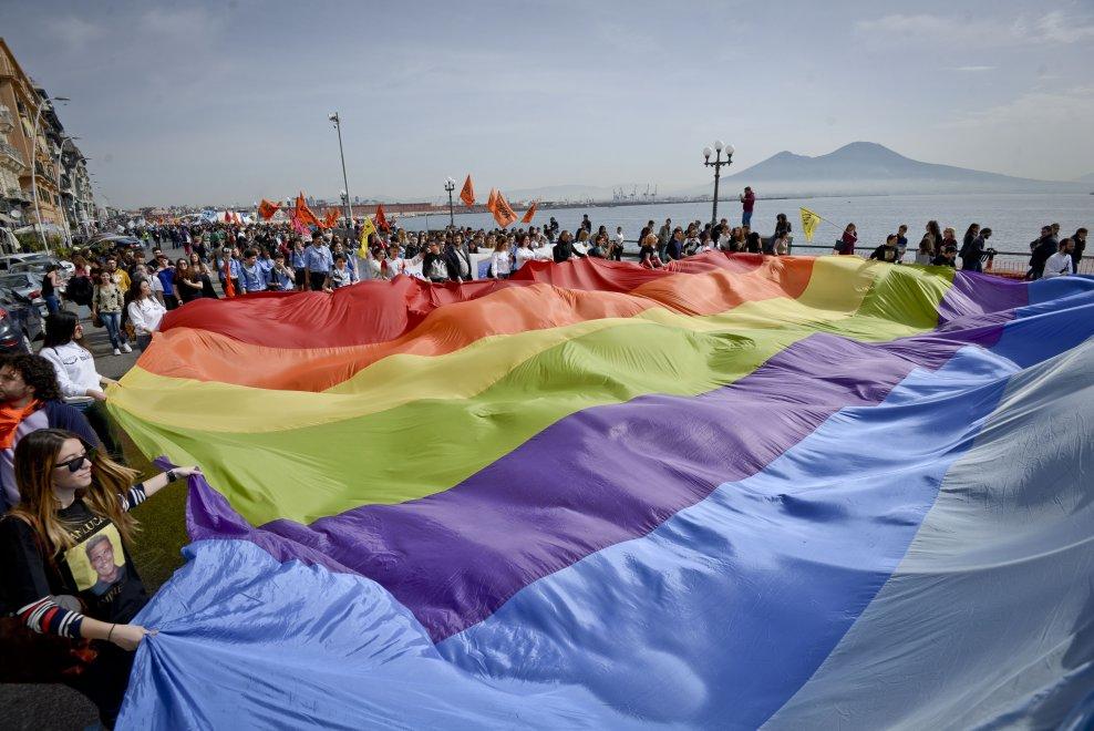 #21 marzo: in 40.000 sul lungomare di Napoli per ricordare le vittime di camorra