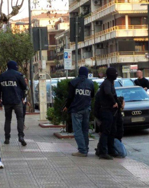 Salerno, l'arresto dell'algerino su mandato polizia belga