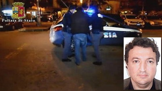 Bruxelles, algerino arrestato a Salerno in isolamento. Era andato in questura per assistere la moglie incinta