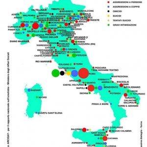 Rapporto annuale sull'omofobia, a Napoli si denuncia di più