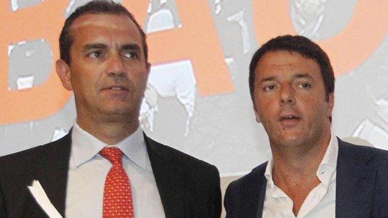 """L'orgoglio di Renzi: """"Sacrosanto  aver sbloccato Bagnoli e Pompei"""""""