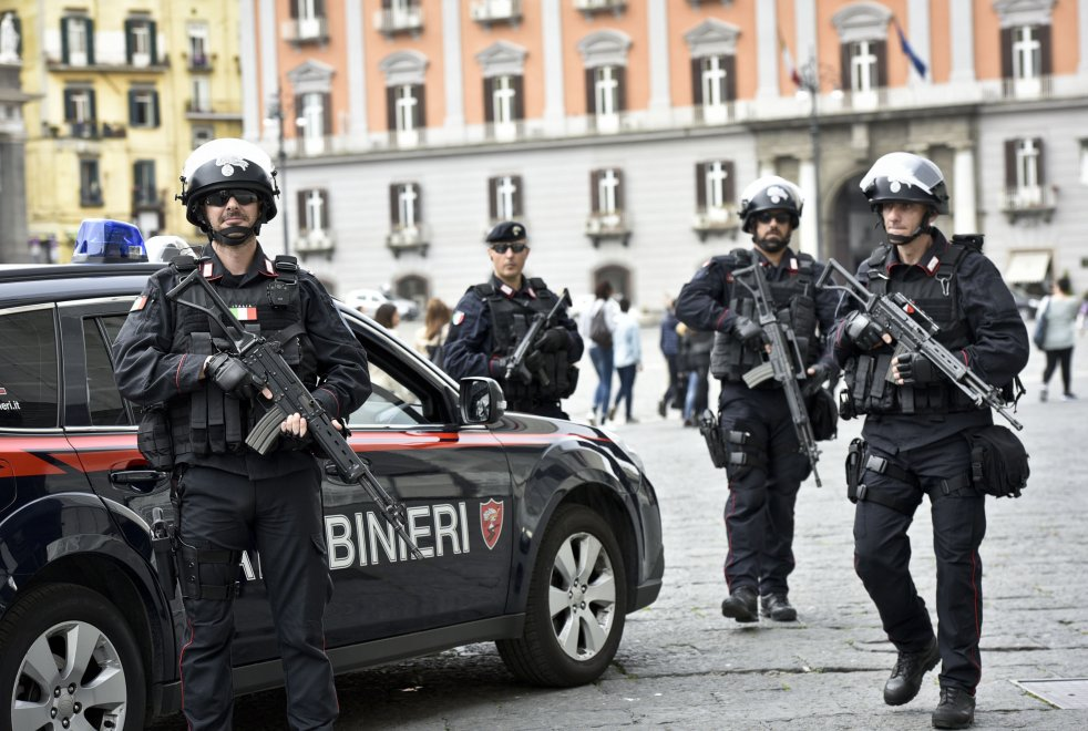 Карабинеры Италии завершили курс подготовки бойцов Нацгвардии - Цензор.НЕТ 7232