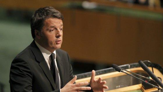 Patto per la Campania, firmano Renzi e De Luca
