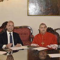 Pace fatta: la cappella di San Gennaro resta laica, sarà  modificato il