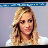 Investe l'ex fidanzato, denunciata per stalking Rosaria Aprea, la miss simbolo della...