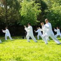 Napoli, arti marziali a Villa Pignatelli