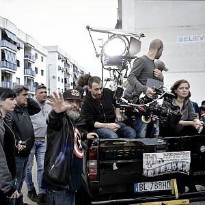 Da Scampia al mare, a Napoli il nuovo film dei Manetti Bros