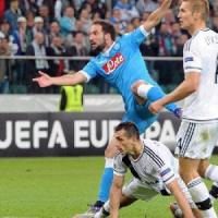 Higuain sul tetto d'Europa: suo il gol più bello, premio dell'Uefa