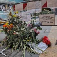 La stazione della cumana di Montesanto intitolata a Petru Birladeanu, vittima